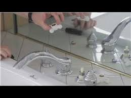 Change Bathtub Faucet Faucet Repair How To Replace A Garden Tub Faucet Youtube