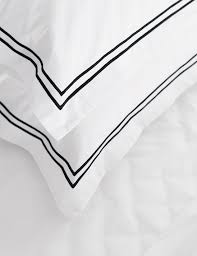 250 thread count percale sheets egyptian cotton u0026 satin stitch