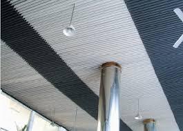 controsoffitto alluminio soffitto di alluminio in forma di s smussato perforato della