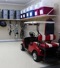Garage Shelving System by Rhino Shelf Garage Storage Installation Photo Garage Storage
