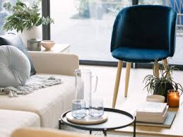 Blue Suede Chair Kmart Shoe Rack New Range U0027inspired Living U0027 Launches In August