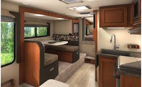 Rv Interiors Images Lance 1172 Truck Camper Flagship Defined