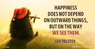 quotes from leo tolstoy that reveal the secret to a happy