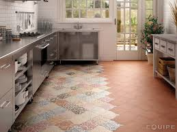 Types Of Kitchen Flooring Types Kitchen Flooring Different Floor Intended With Unique