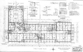 Floor Plan Source by Unl Historic Buildings Social Sciences Hall Cba Building Plans