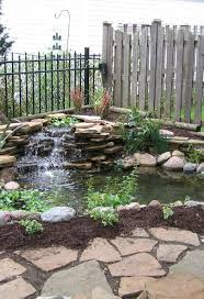 Small Garden Ponds Ideas 25 Beautiful Small Backyard Ponds Ideas On Pinterest Small Fish
