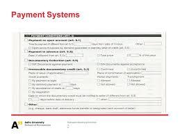 international contracts slide set 4 letter of credit matti rudanko