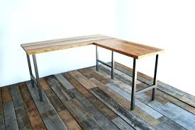 Wood L Shaped Desk Wooden L Shaped Desk L Shaped Desk With Bookshelves In Furniture