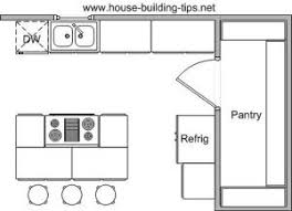 floor plans for kitchens l shaped kitchen floor plan layouts zonta floor