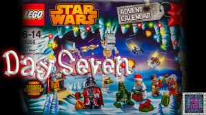 lego star wars christmas calendar 7 transparent aluminium net