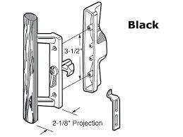 Patio Door Latch Replacement by Pella Patio Door Lock Parts Peachtree Sliding Pella Sliding Screen
