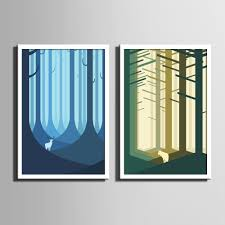 online get cheap forest art prints aliexpress com alibaba group