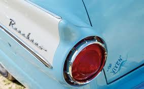 Vintage Ford Truck Tail Lights - comparison 1957 ford ranchero vs 1959 chevrolet el camino motor