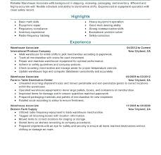 resume exles for warehouse warehouse resume templates warehouse worker resume warehouse