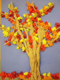 kids handprint fall tree craft find craft ideas