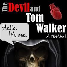 Tom Meme - the devil and tom walker mini unit meme activity included by