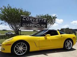corvette warehouse dallas 2008 chevrolet corvette coupe c7 chromes auto borla exhaust 64k