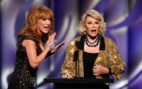from johnny carson fashion police joan rivers through years