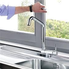 mitigeur cuisine pliable robinet cuisine basculant homelody robinet de cuisine mitigeur