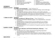 Paralegal Resume Tips Download Biology Resume Haadyaooverbayresort Com