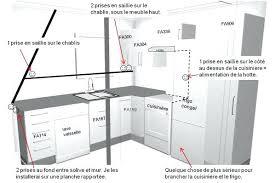 hauteur de hotte de cuisine hauteur plan de travail hauteur plan travail cuisine 1 hauteur