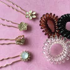 primark hair accessories primark accessories spiral bobbles and hair slides no more kinks
