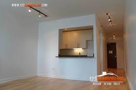 Engineered Flooring Installation Condominium Engineered Flooring 400 N Lasalle Chicago Il