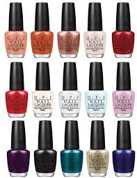 opi venice fall winter 2015 collection u2013 all photos nails