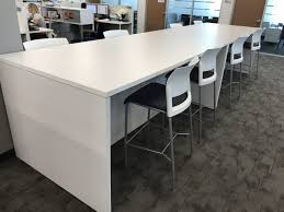 bar height office table bar height office desk ashley furniture home office