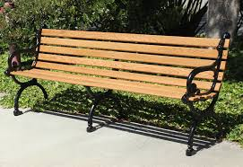 bench rentals 7 park bench town country event rentals