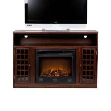 amazon com narita media electric fireplace espresso kitchen