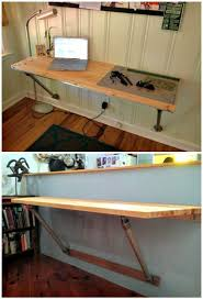 Diy Wall Desk Diy Desk Plans Top 44 Diy Desk Ideas You Can Make Easily Diy