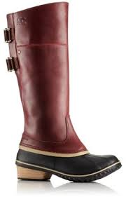womens boots with arch support s slimpack ii waterproof leather insulated