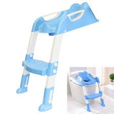siege toilette bebe toilette pot enfant bébé siège escaliers échelle réglable sécurité