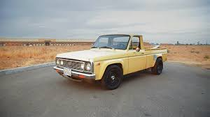 mazda pick up roadkill races a 1974 mazda truck with a v8 in the bed u2013 engine