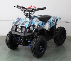 Choosed by 49cc Pull Start 10 Color Can Choosed Mini Atv Quad Pull Start
