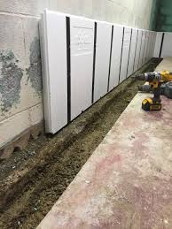 stop water leaks in basements how to install subfloor in basement