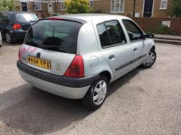 2000 w renault clio 1 2 low mileage 52k 2 owners 5 doors in