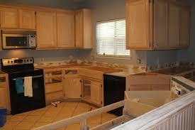 Vintage Cabinet Revamp by Kitchen Revamp Before After Jenna Burger Revamp Old Kitchen