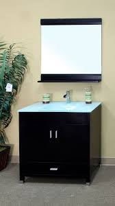 33 Inch Bathroom Vanity by 33 Inch Single Sink Bathroom Vanity In Black Uvbh20311033
