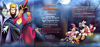filmic light snow white archive 2012 disneyland halloween flyer