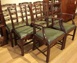Chippendale Dining Room Set by Set Of 8 Antique 19th Century Chippendale Dining Chairs The