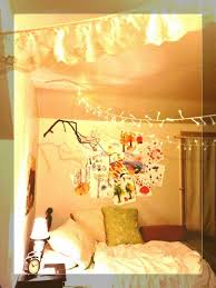 ways to hang christmas lights indoors bedroom how to hang string lights without nails how to hang