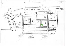 Rohini Metro Map by Dda