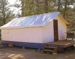 tent cabin tent cing cabins mono hot springs