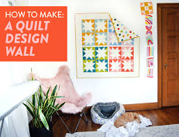 how to make a quilt design wall suzy quilts