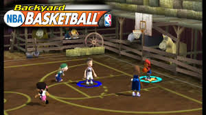 backyard basketball ps2 youtube