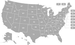 united states map with labels of states and capitals blank united states map for labeling