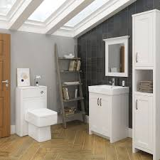 White Bathrooms by Traditional White Bathrooms With Lighting And Inspiration Decorating