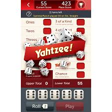 yahtzee with buddies a fun dice game for friends android apps